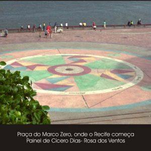 Eu vi o mundo - Praça Marco Zero Recife