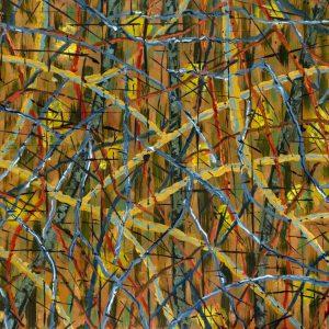 Primavera 02 - 100 x 250cm