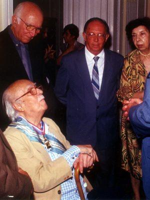 Cícero Dias, Radha Abramo - 1999